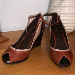 Liz & Company Wedge Shoes